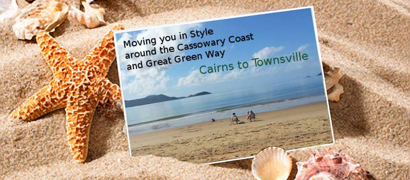 CMission Beach and Cardwell Taxi, Limousine, Charter Bus and Car Rental