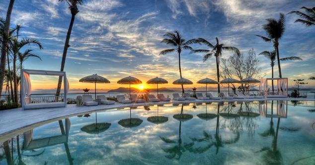 Morning at Elandra Resort
